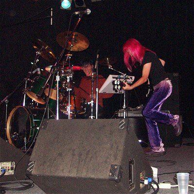Amy and Joe live
