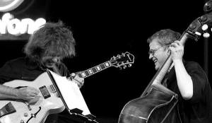 Charlie Haden and Pat Metheny